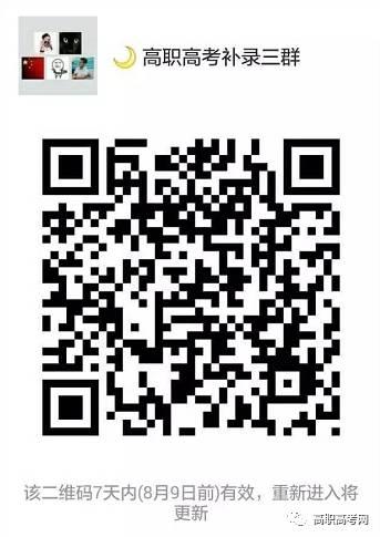 2017高职高考补录最新信息!