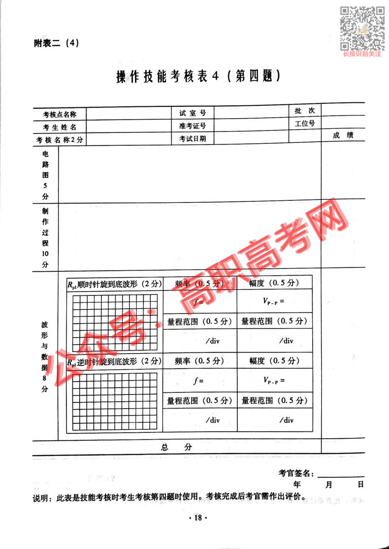 电子证书:2021年广东中职技能课程考试大纲